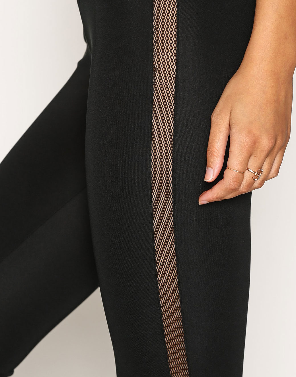 High Rise Long Tights