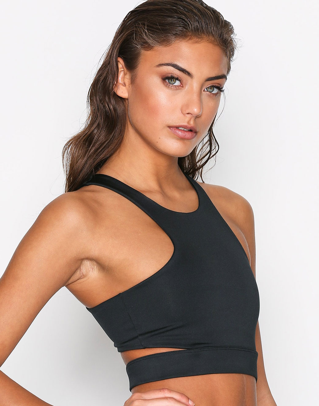 Sport Cut Crop Top 2